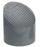 Plastic pvc vent 450mm pvcxu ventilation grill for Grille ventilation fenetre pvc